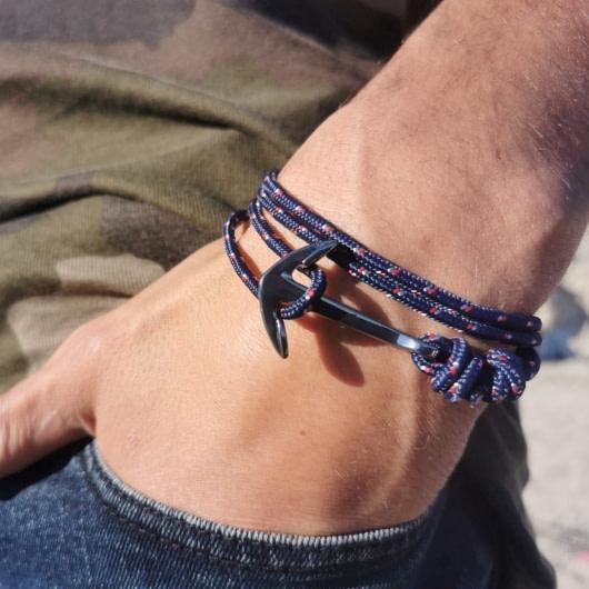 bracelet cordage marin
